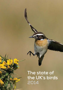 The state of the UK's birds 2014
