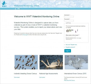 Waterbird-Monitoring-Online